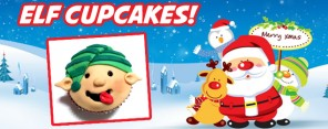 Elf Cupcakes Feature